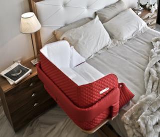 Letto da attaccare al lettone idee creative e innovative - Culla da attaccare al letto ...